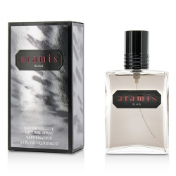 Black Eau De Toilette Spray