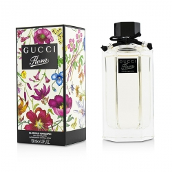 Flora By Gucci Glorious Mandarin Eau De Toilette Spray (New Packaging)