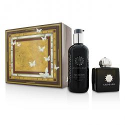 Memoir Coffret: Eau De Parfum Spray 100ml/3.4oz+ Body Lotion 300ml/10oz