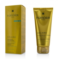 Solaire Nourishing Repair Shampoo with Jojoba Wax - After Sun