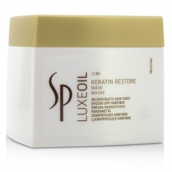 SP Luxe Oil Keratin Restore Mask (Reconstructs Hair Fiber)