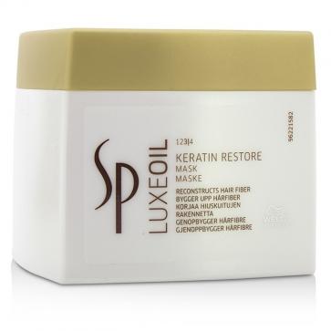 SP Luxe Oil Keratin Restore Маска (Восстанавливает Структуру Волос)
