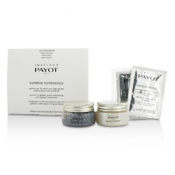 Supreme Experience Set: Gommage Perles 30g/1.05oz + Baume Fondant 30g/1.05oz + Masque Crystal 10applications
