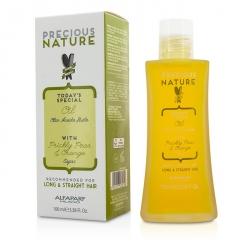 Precious Nature Today's Special Oil with Prickly Pear & Orange (For Long & Straight Hair)