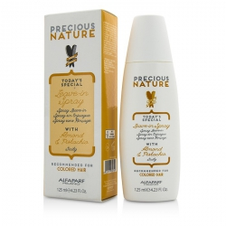 Precious Nature Today's Special Leave-In Spray with Almond & Pistachia (For Colored Hair)