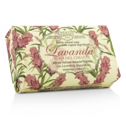 Lavanda Natural Soap - Rosa Del Chianti - Romantic