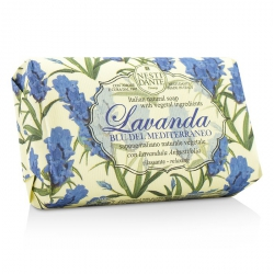 Lavanda Natural Soap - Blu Del Mediterraneo - Relaxing