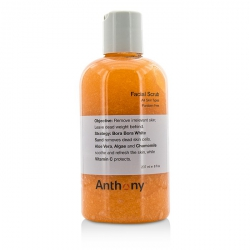 Logistics For Men Facial Scrub (Bottle)