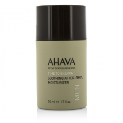 Time To Energize Soothing After-Shave Moisturizer (Unboxed)