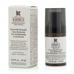 Dermatologist Solutions Powerful-Strength Line-Reducing Eye-Brightening Concentrate