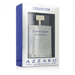 Chrome United Eau De Toilette Spray (Collector Edition)