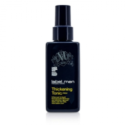 Men's Thickening Tonic (Unique Gel to Liquid Formula Builds Thickness and Definition For Big Matt Styles with Firm Hold)