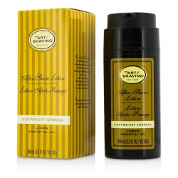 After Shave Lotion - Lemon (For Normal to Oily Skin)