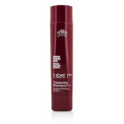 Thickening Shampoo (Gently Cleansers Whilst Infusing Hair with Weightless Volume For Long-Lasting Body and Lift)
