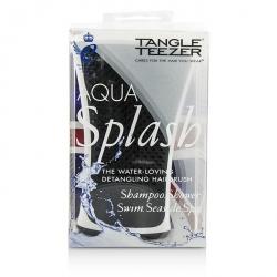 Aqua Splash Detangling Shower Brush - # Black Pearl (For Wet Hair)