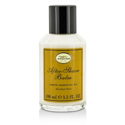 After Shave Balm - Lemon Essential Oil (Unboxed)