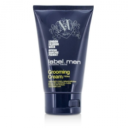 Men's Grooming Cream (Lightweight Cream, Natural Definition and Control, Nourishes, Builds Thickness and Texture)