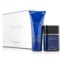 Pour Lui Coffret: Eau De Toilette Spray 90ml/3oz + Hair & Body Wash 200ml/6.7oz