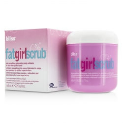 Fat Girl Scrub (New Packaging)