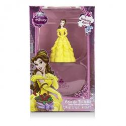 Disney Belle Eau De Toilette Spray (3D Rubber Edition)