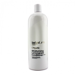 Organic Moisturising Lemongrass Conditioner (Nourishing Conditioner For All Hair Types)