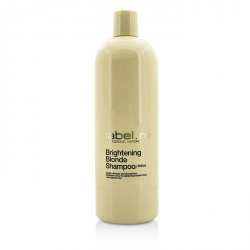 Brightening Blonde Shampoo (Gently Cleanses and Strengthens, Brightens Colour For Glistening Blonde Tones)