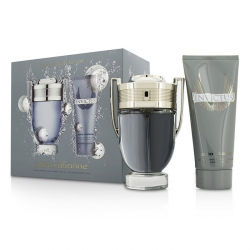 Invictus Coffret: Eau De Toilette Spray 100ml/3.4oz + All Over Shampoo 100ml/3.4oz