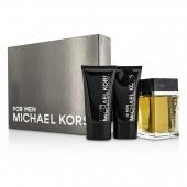 Michael Kors Coffret: Eau De Toilette Spray 125ml/4oz + After Shave Balm 75ml/2.5oz + Body Wash 75ml/2.5oz