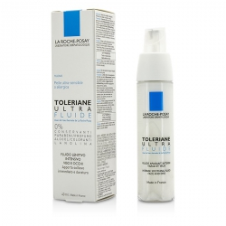 Toleriane Ultra Fluide - Intense Soothing Fluid Face & Eyes