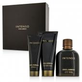 Intenso Coffret: Eau De Parfum Spray 125ml/4.2oz + After Shave Balm 75ml/2.5oz + Shower Gel 50ml/1.6oz