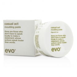Casual Act Moulding Paste (For All Hair Types, Especially Fine Hair)
