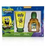 Spongebob Набор: Туалетная Вода Спрей 50мл/1.7унц + Гель для Душа 75мл/2.5унц