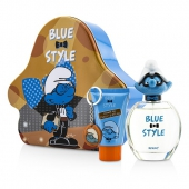 Brainy Coffret: Eau De Toilette Spray 100ml/3.4oz + Shower Gel 75ml/2.5oz + Key Chain