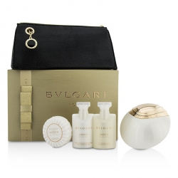 Aqva Divina Coffret: Eau De Toilette Spray 65ml/2.2oz + Body Lotion 40ml/1.35oz + Shower Gel 40ml/1.35oz + Soap 50g/1.76oz + Pouch
