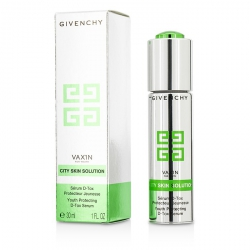 Vax'In For Youth City Skin Solution Youth Protecting D-Tox Serum