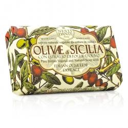 Natural Soap With Italian Olive Leaf Extract  - Olivae Di Sicilia