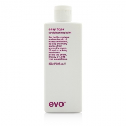 Easy Tiger Straightening Balm (For All Hair Types, Especially Thick Coarse Hair)