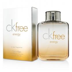 CK Free Energy Eau De Toilette Spray