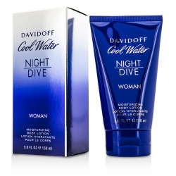 Cool Water Night Dive Moisturizing Body Lotion