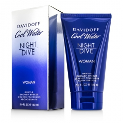 Cool Water Night Dive Gentle Shower Breeze