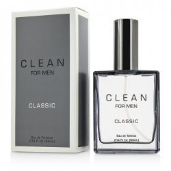 Clean For Men Classic Eau De Toilette Spray