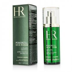 Powercell Skin Rehab Youth Grafter Night D-Toxer Concentrate