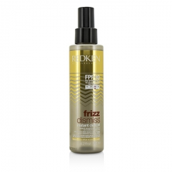 Frizz Dismiss FPF30 Instant Deflate Leave-In Smoothing Oil Serum (For Medium/ Coarse Hair)