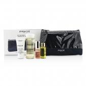 Travel Kit Top To Toe Set: Cleansing Oil 50ml + Cream 15ml + Elixir D'Ean Essence 5ml + Elixir Oil 10ml + Bag