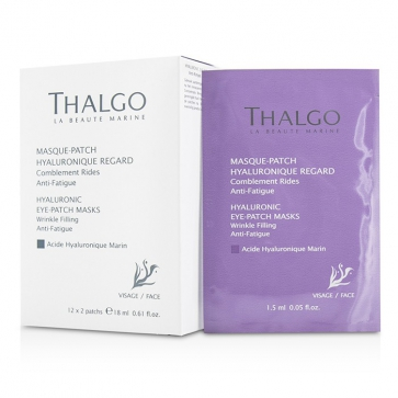 Hyaluronic Eye-Patch Masks (Salon Product)