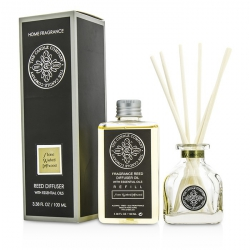 Reed Diffuser with Essential Oils - Stone Washed Driftwood