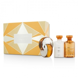 Omnia Indian Garnet Coffret: Eau De Toilette Spray 40ml/1.35oz + Body Lotion 40ml/1.35oz + Bath & Shower Gel 40ml/1.35oz