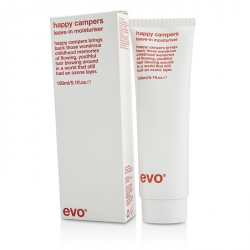 Happy Campers Leave-In Moisturiser (For Colour-Treated, Weak, Brittle Hair)