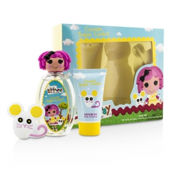 Crumbs Sugar Cookie Cute Coffret: Eau De Toilette Spray 100ml/3.4oz + Shower Gel 75ml/2.5oz + French Barrette
