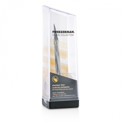 Stainless Steel Cuticle Scissors (Studio Collection)